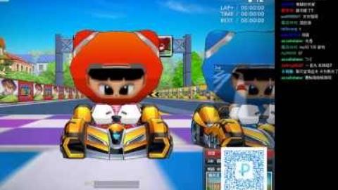 【Neal】爆哥 & 鲁夫 劣质高手的对决 跑跑卡丁车 KartRider 20170122