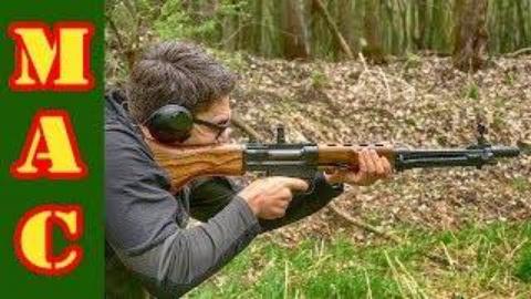 [MAC×TFB]塔沃尔7 vs 二战德国FG42步枪