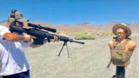 [Edwin Sarkissian].50 vs AR500钢制防弹插板