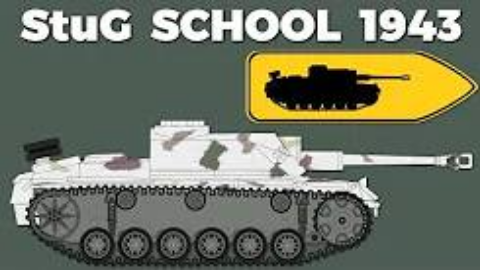 [MHV]聊聊德国二战突击车学校的教学内容(英文无翻译)