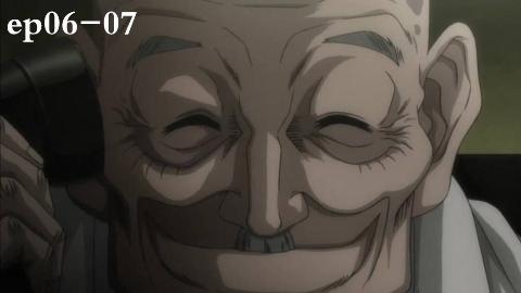 没有一处恐怖画面,却让人不敢看第二次的动画《二舍六房的七人06-07》