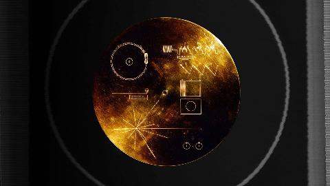 亲手解码NASA发给外星人的「旅行者黄金唱片」
