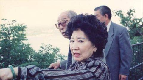 赵四小姐寻爱记:舞会上相识的一眼,竟使她苦苦守候了72年