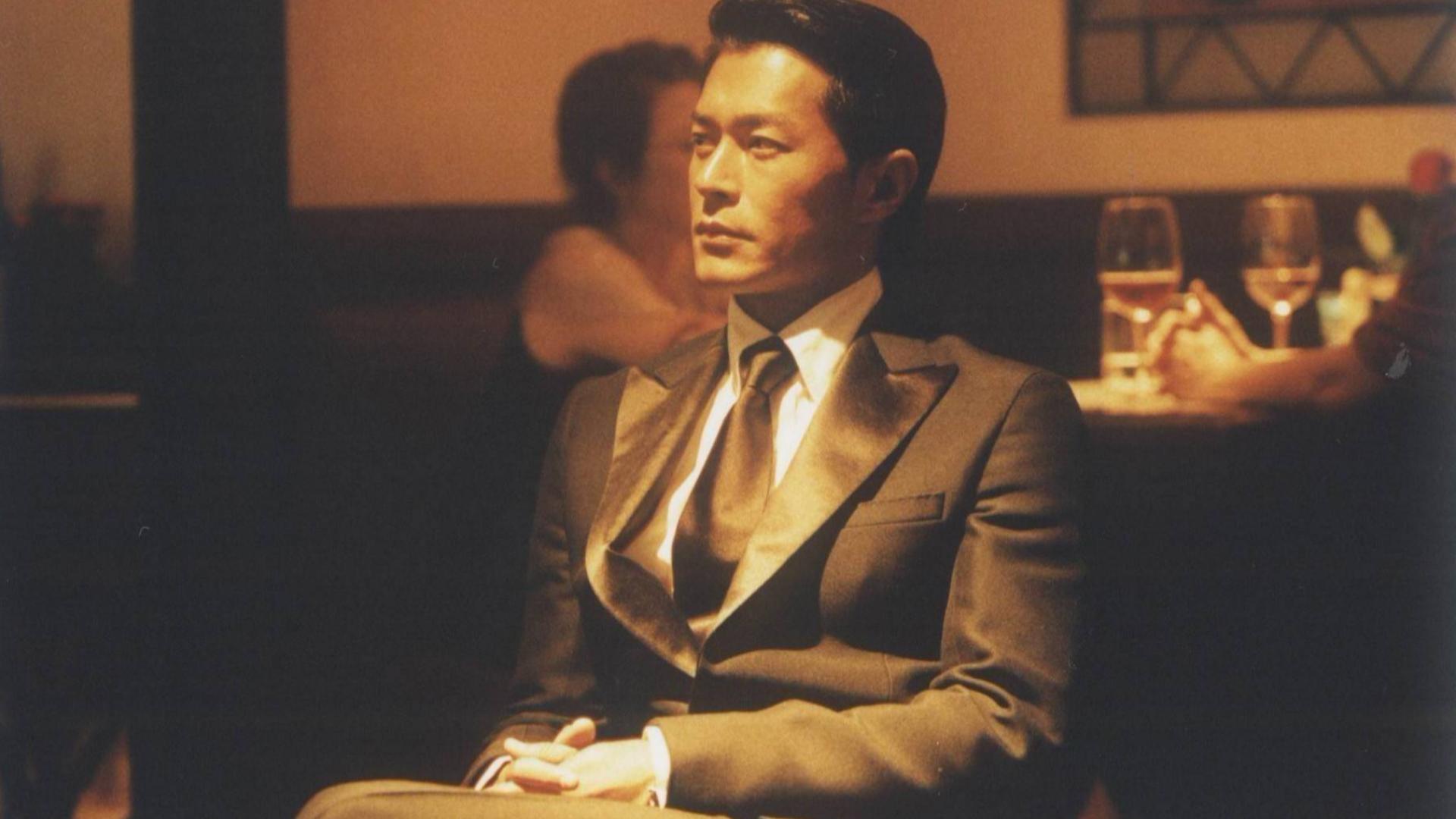 《黑社会2》看配角的精彩表演,香港社团老大的去与留!