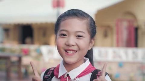 创意广告:美图0-100岁数岁篇(这个11岁的小女孩真的是太可爱了!!!)