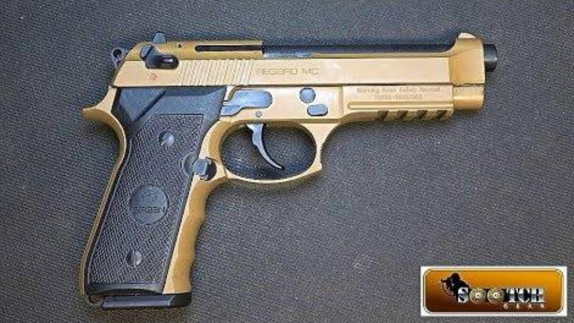 [sootch00]土耳其产伯莱塔M9手枪