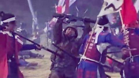 【影视剪辑】穿越古代送人头的自卫队