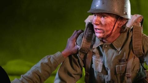 沙雕爆笑短片《战场上的传话》