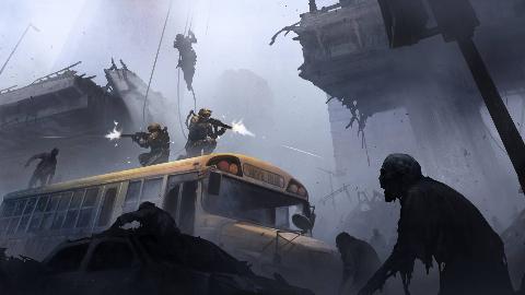 【达奇】丧尸启示录 聊聊丧尸文化对电影游戏的影响