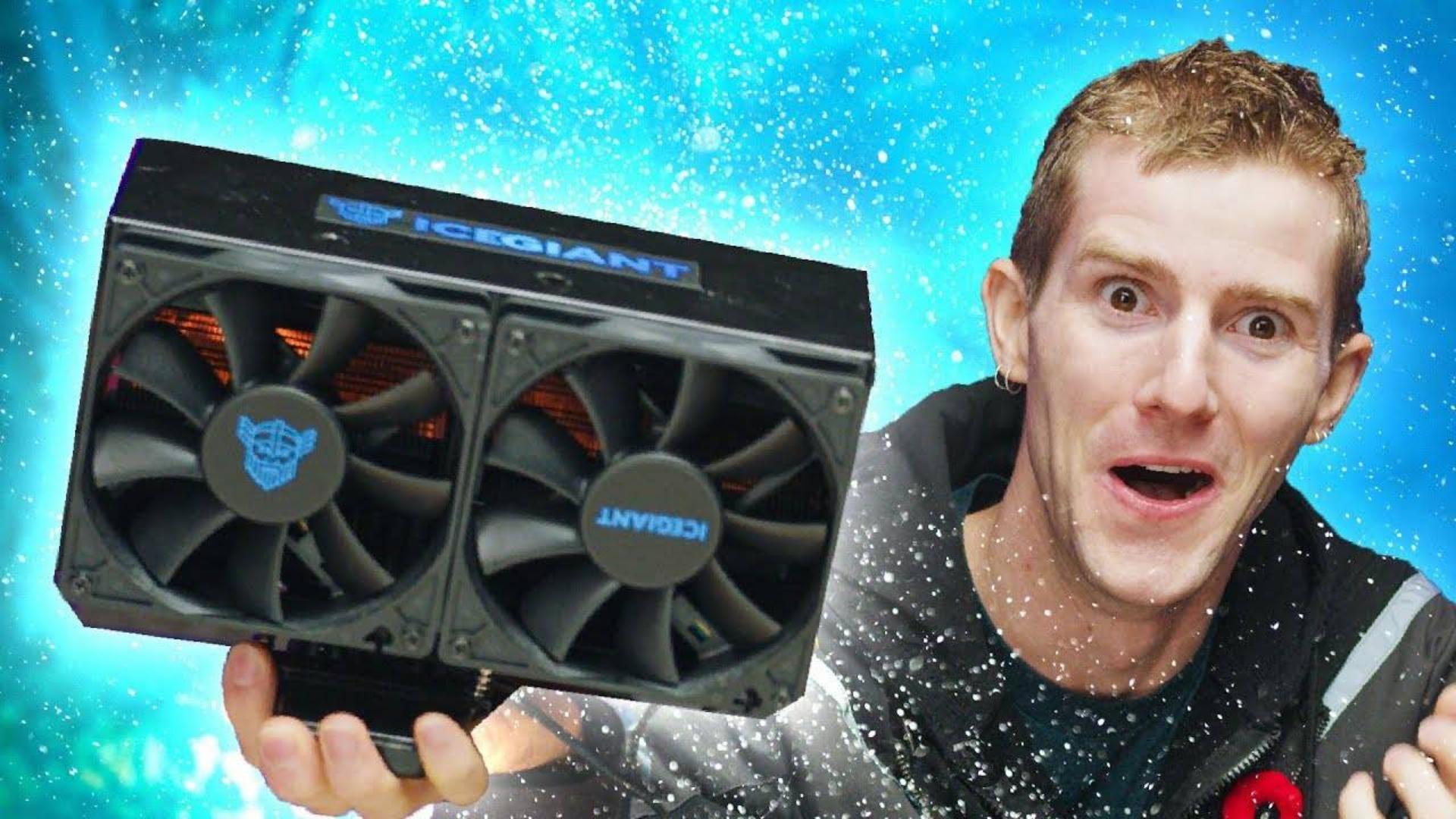 【官方双语】水冷已死?热虹吸散热器了解一下!#linus谈科技