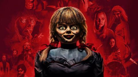 《安娜贝尔3》:家里发生怪事,只因熊孩子放出了密室里的东西