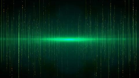 s51 2K画质魔幻世界绚丽粒子光线光束舞台背景LED视频素材