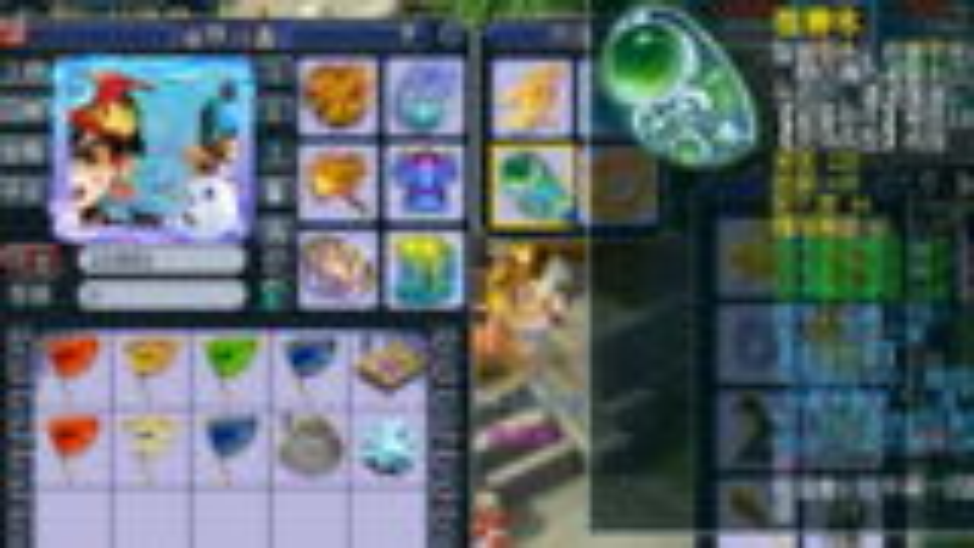 梦幻西游:新加盟钓鱼岛服战老板,在其他区服战号展示,也很强!