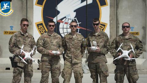 无视禁令!美军执意采购中国无人机!特种部队:没有它们打不了仗