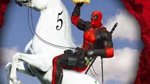 阿津爹撲『死侍 Deadpool』(5) 破關囉