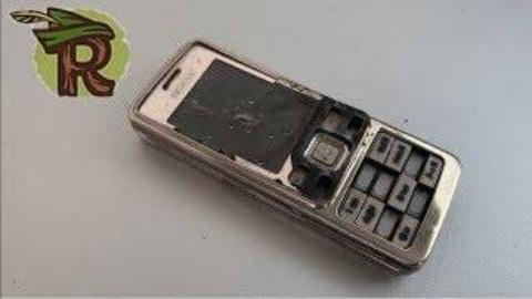 翻新一台诺基亚6300手机