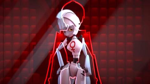 一部黑色幽默短片:机器人也有重男轻女的思想,真是太讽刺了
