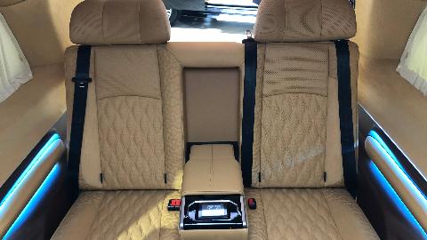 环球商务房车网,奔驰V级,V260改装车,进口高配七座版