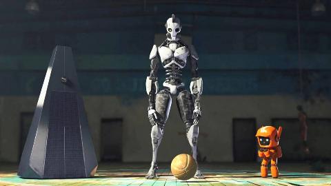 《爱,死亡和机器人》第2集,人类是怎么灭亡的?