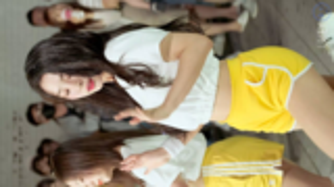 [SHANA]190601 레이디비(LadyB) 시온 - 짧은 치마 (AOA) @홍대 버스킹