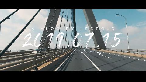 「噗噗的日常」舟山嵊泗花鸟岛 2019.07.15-A VLOG BY LEOPOLD