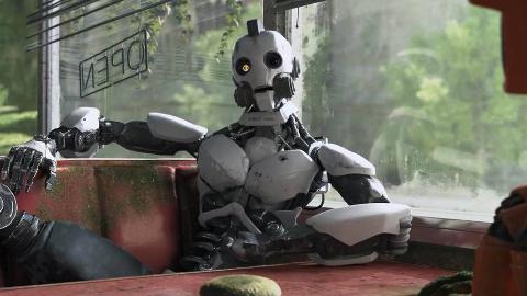 人类灭绝后机器人代管地球,可主宰它们的却是另一个古老物种