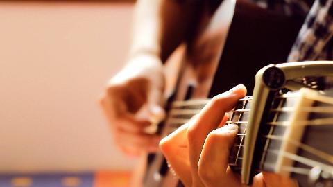 【指弹吉他】蒲公英的约定,最初的约定!