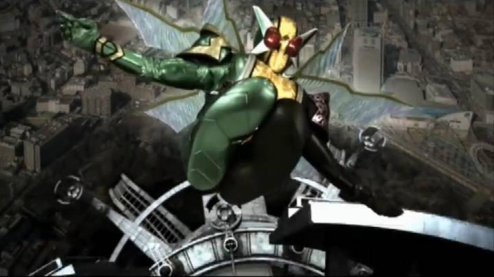 【假面骑士W】假面骑士W VS 假面骑士Eternal