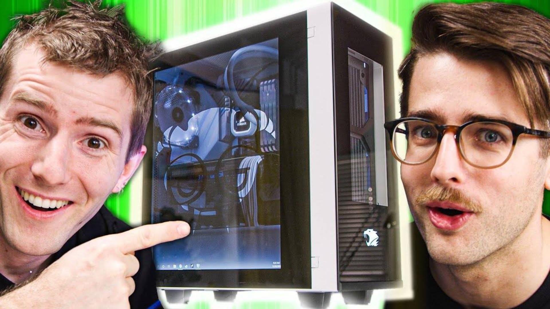 【官方双语】超整洁PC!(Newegg赞助)#linus谈科技