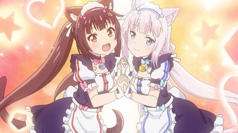 「ネコぱら」  TVアニメ化決定!特報映像