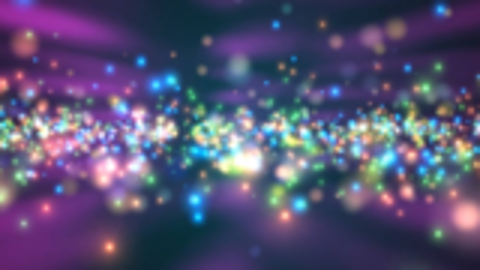 s1 2K画质唯美宇宙空间光效粒子光束粒子飘动LED舞台背景视频