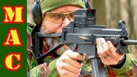 [MAC]HK半自动UMP冲锋枪