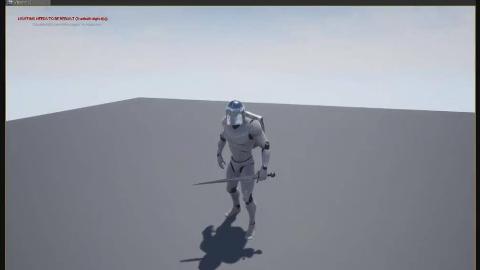 【3Dmax】3ds Max游戏建模与UE4引擎结合使用教程(无声)