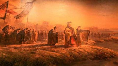 为什么秦始皇死后,秦军军队就走到了尽头?