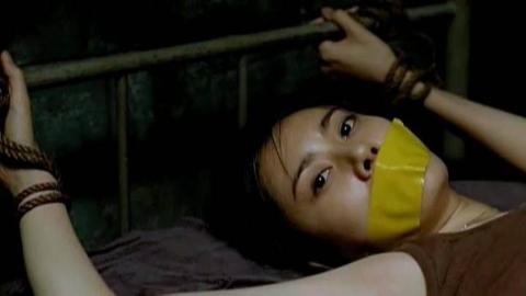 美女遭遇变态大叔绑架,被伤害的不成人样! 一部韩国人性大片!