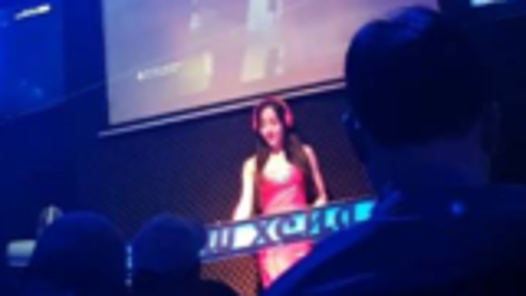 越南胡志明美女DJ 正面2