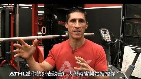 過了35歲想增肌就是要用睪固酮補充療法!(中文字幕)
