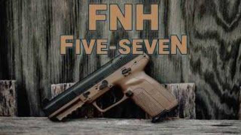 [gunscom]FN Five-seveN手枪