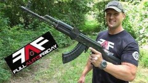 [Kentucky Ballistics]全自动AK-47