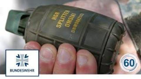 德国国防军60s军教片:手榴弹(德文)