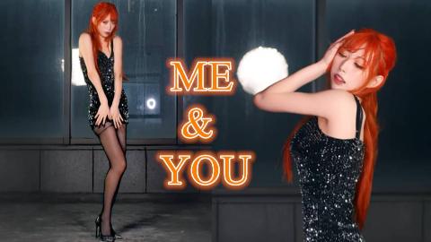 【Natsu夏日】EXID - ME & YOU【一键换装||丝滑高清||全程高能||2P竖屏】