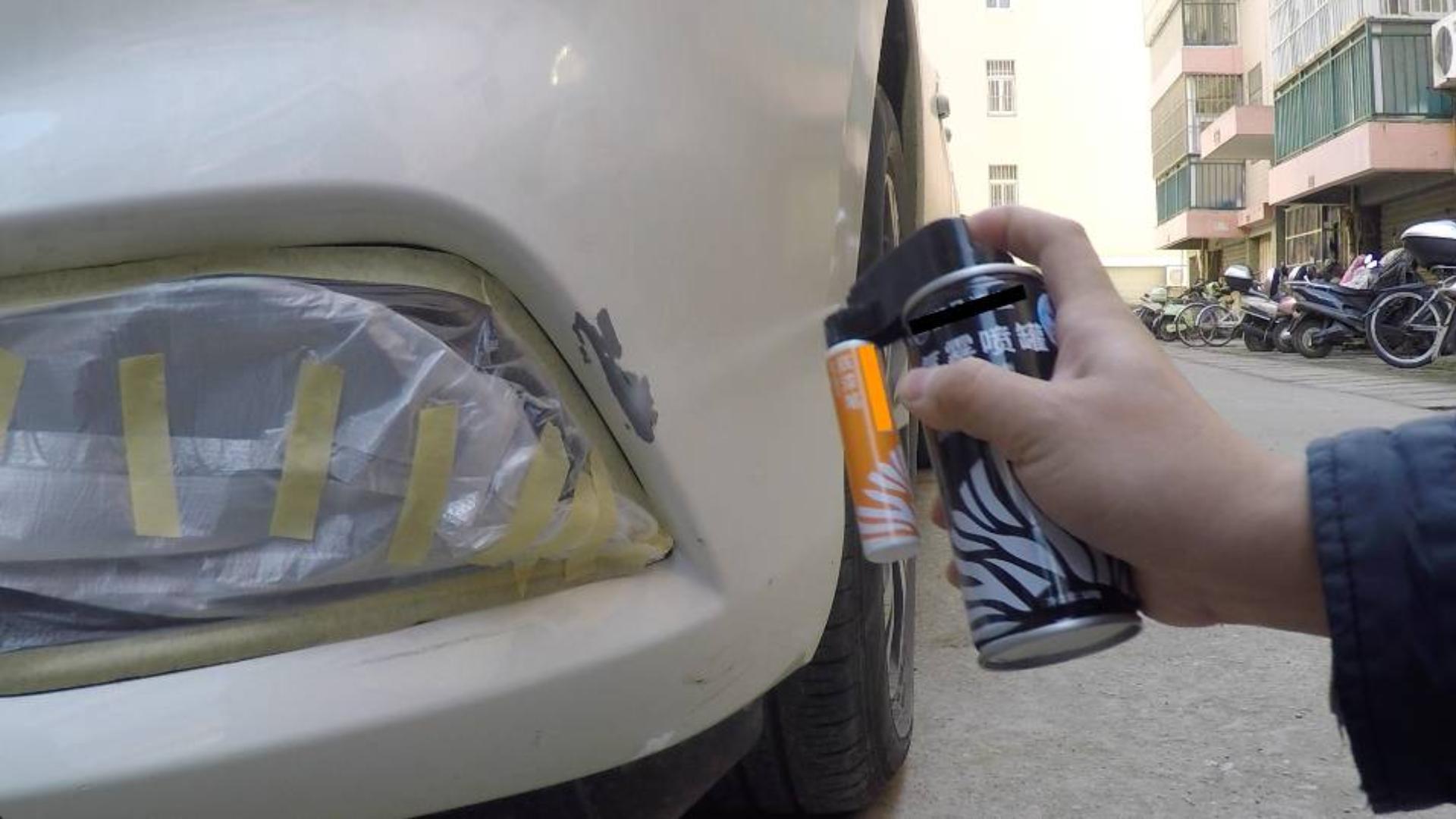 【撸车师兄】3种DIY补漆手法演示,想要自己动手修复车漆?看这一篇就够了
