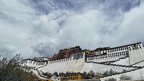 住进布达拉宫, 我是雪域最大的王!—仓央嘉措 自驾西藏8