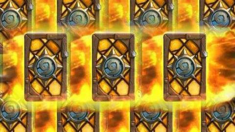 炉石快乐开包【第六期】50在战砰砰卡包 能否开到 【奇利亚斯】?