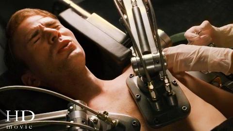 【刘油果】漫威电影系列之《美国队长1》,软弱男变超人!