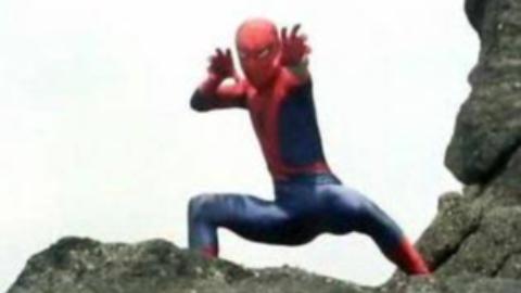东映蜘蛛人