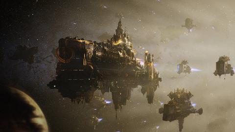 【xian人xie会】《哥特舰队2》卡迪亚战役