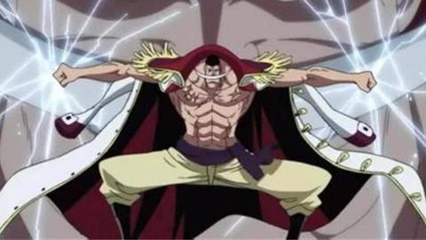 海贼王:路飞的主角光环有多强?7位传说级海贼,他击败了4位!