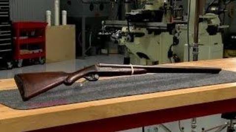 [MidwayUSA]检修一把雷明顿1900双管猎枪