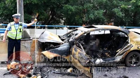 中国交通事故20190605:每天最新的车祸实例,助你提高安全意识
